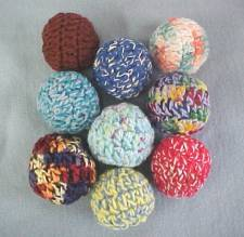 Crocheted Balls